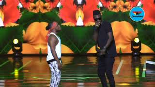 Keche's performance at Ghana Meets Naija
