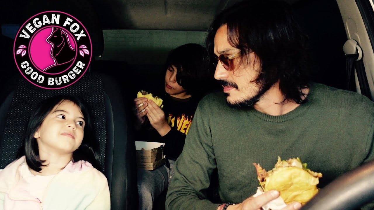 Fast Food Vegano - Vegan Fox - Sandals & Kids