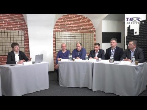 Інтернет-телебачення ТВОЄ МІСТО: Обирай свідомо! Дебати про медицину і освіту