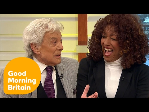 Sheila Ferguson and Lionel Blair on The Real Marigold Hotel! | Good Morning Britain