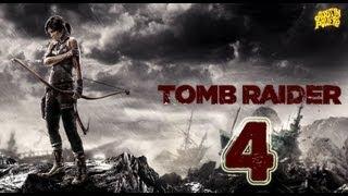 Tomb Raider 2013-серия 4 [Встреча в горах с Роттом.]