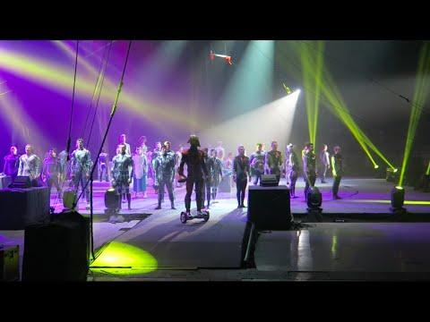 Amazing Circus Vlog in Dubai