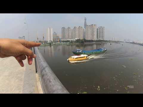 Saigon Bridge HCMC Vietnam HCMC YN110576