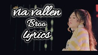 Via Vallen BROO - SERA DANGDUT KOPLO LYRICS ..mp3