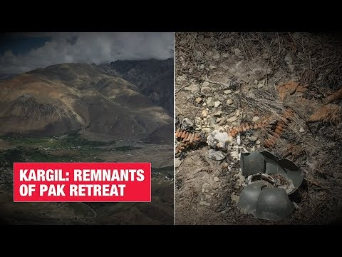Remembering Kargil: At Point 4355, remnants of a hasty Pakistani retreat | Economic Times