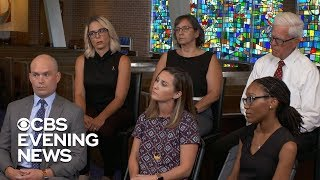Pennsylvania Catholics weigh in on priest sex abuse scandal