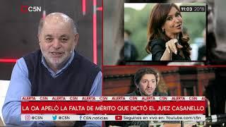Ruta del Dinero: La OA insiste en procesar a CFK y apeló la falta de mérito que dictó el juez