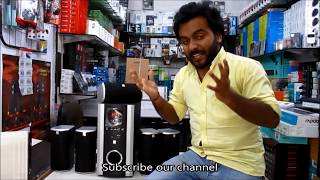 iBall Booster BTH 5 1 speaker Unboxing Review Sound Test