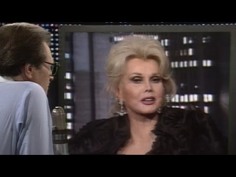 Zsa Zsa Gabor's tell-all autobiography (1991)