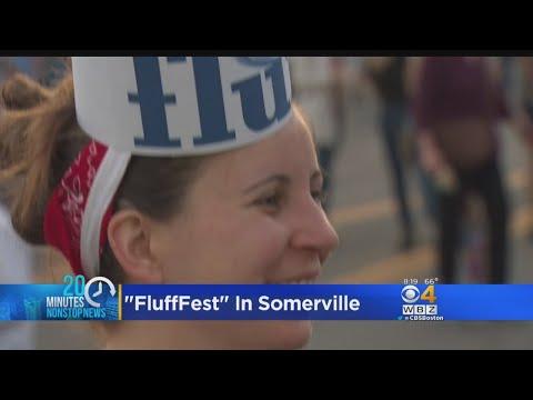Somerville Celebrates Fluff's 100th Birthday
