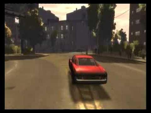 GTA 4 Gameplay (ps3) pt.1 - YouTube