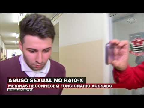 SP: Técnico de raio-X é preso por estuprar adolescentes