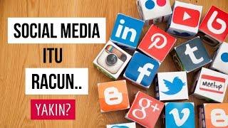 Motivasi Hidup Sukses - [CERDAS 10 MENIT] SOCIAL MEDIA ITU RACUN !! YAKIN?