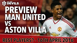Manchester United vs Aston Villa | PREVIEW