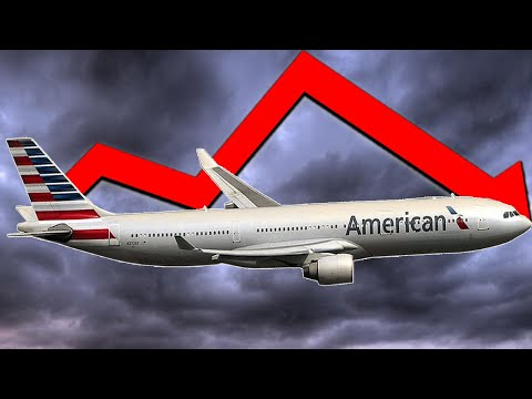 The Rise And Fall Of American Airlines