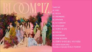 [FULL ALBUM] IZ*ONE (아이즈원) - BLOOM*IZ (1st Album)