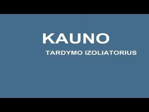 Kauno tardymo izoliatorius - Vyriškumo mokykla