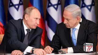 Netanyahu y Putin llegan a un Acuerdo para Dejar de Bombardearse entre ellos en Siria