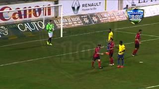 Copa del Rey: Cádiz 1 - Laredo 0 (14-10-15)