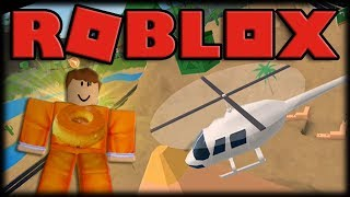 ESCAPING FROM PRISON AND LOOKING FOR SECRETS BY HELICOPTER!! -ROBLOX Mad City