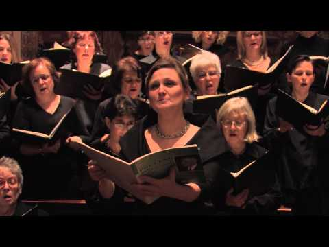 Riverdale Choral Society Live in Concert at Christ Church, Riverside, NY