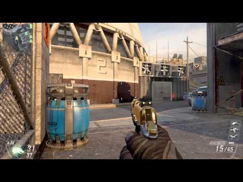 Call Of Duty Black Ops 2 - Wii U Gameplay - Roxio Game Capture HD Pro