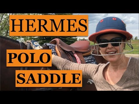 Hermes Polo Saddle Review - In Calgary!