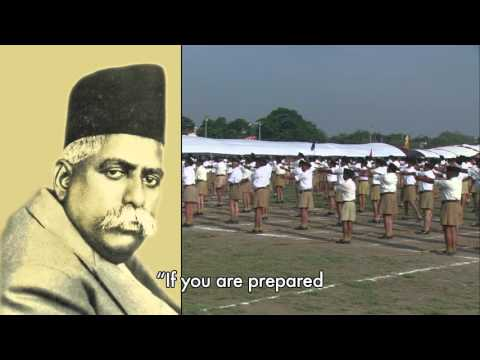 Swayameva Mrigendrata-- a short documentary about RSS