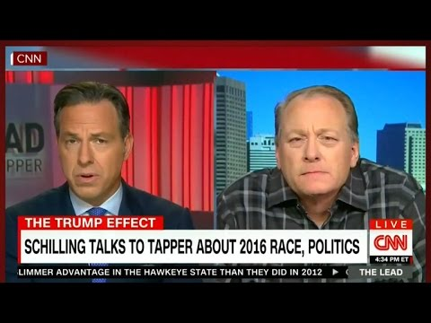 Curt Schilling: Why do Jews support Democrats?