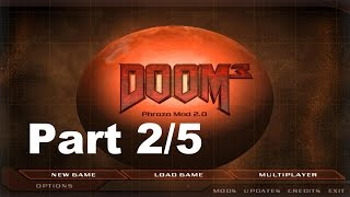 SK Gaming - Doom 3 MOD - [Phrozo v2] - [Part 2/5] - D3 Levels [13 - 27]