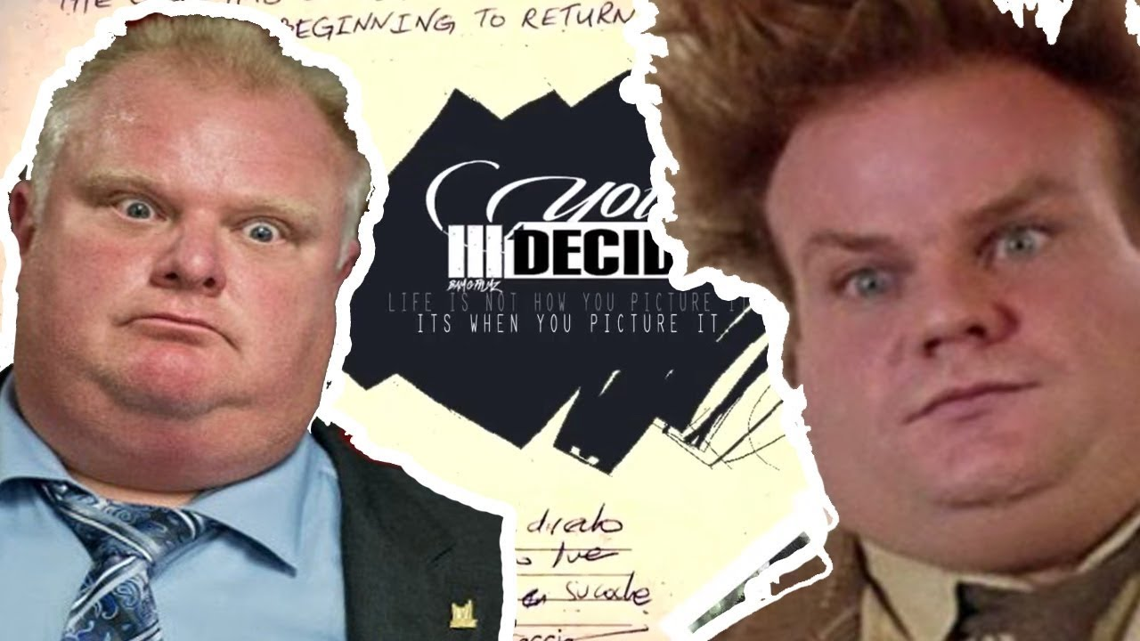 Did Chris Farley Become Rob Ford??? (U-Decide)