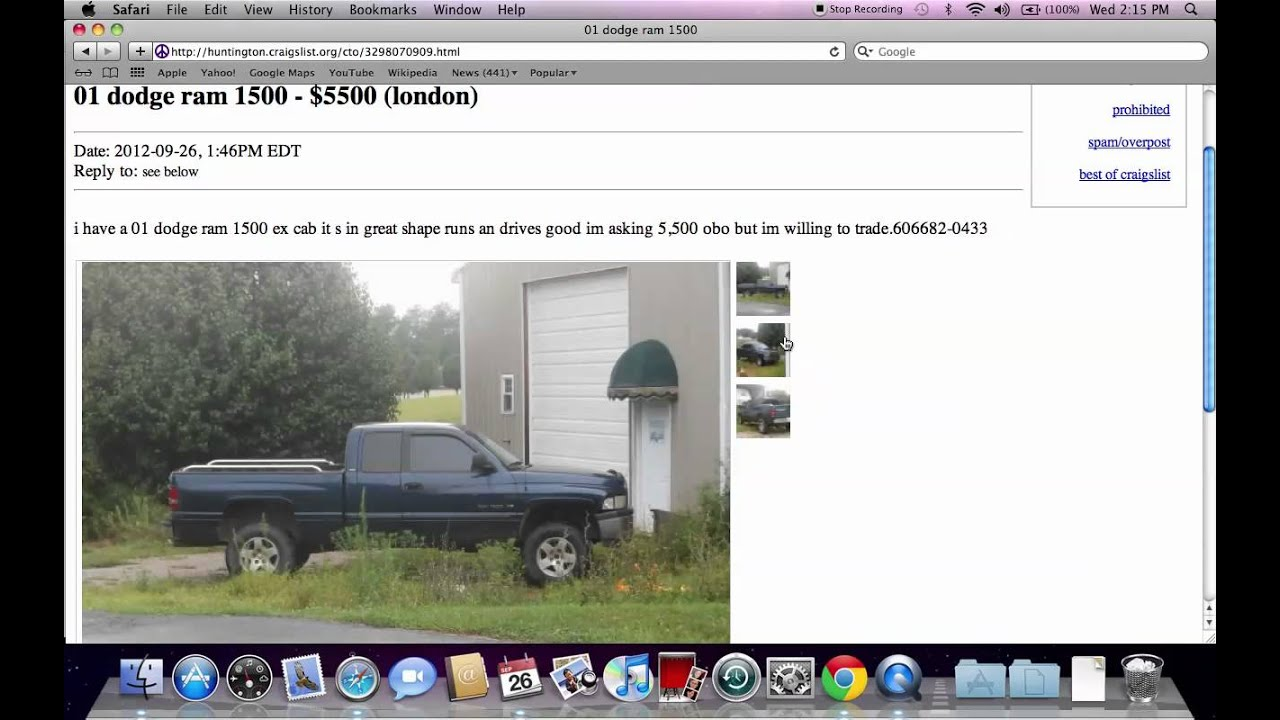Craigslist Ashland Ohio Used Cars and Trucks - Local ...