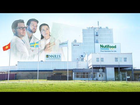 Nutifood công bố & ra mắt Viện nghiên cứu Dinh dưỡng Nutifood Thụy Điển