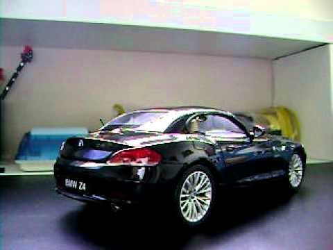 Bmw Z4 E89 Kyosho Youtube