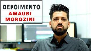 Depoimento Hipnose Clínica ft. Amauri Morozini | Emerson Fregona