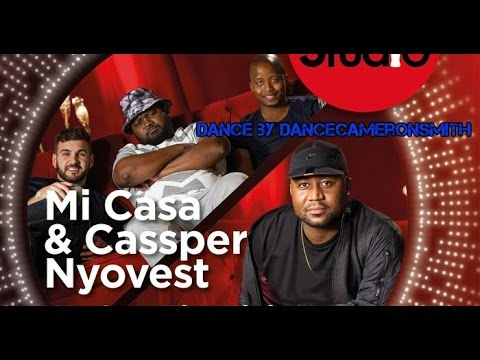 Mi Casa ft. Cassper Nyovest - We Own The Night