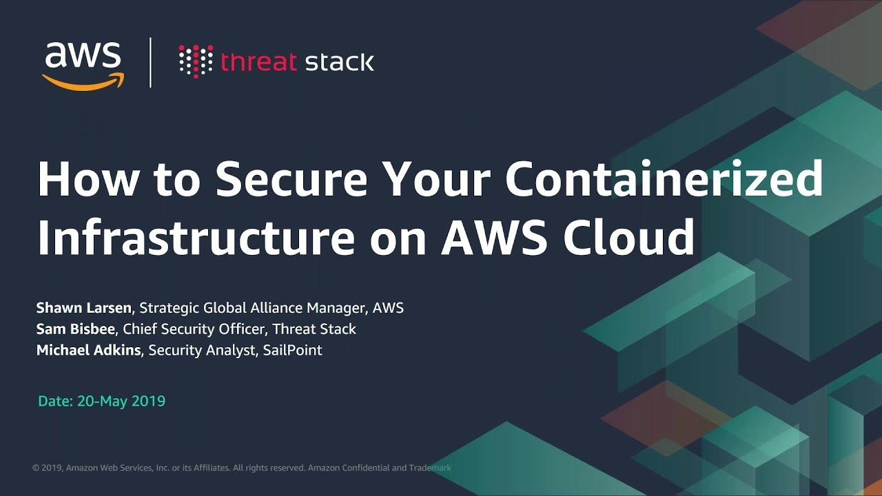 How to Secure Your Containerized Infrastructure on AWS Cloud