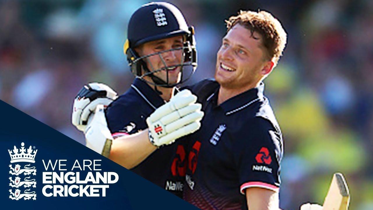 My Best Knock For England:  Jos Buttler - Australia v England 3rd ODI 2018