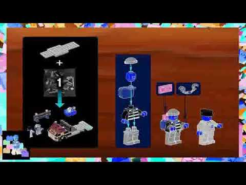 Lego City 7286 Instructions In G Majorwmv Youtube