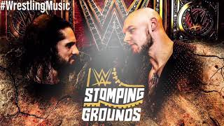"WWE Stomping Grounds 2019  Theme Song-""BOOM"" + Arena Effects"
