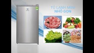 Chọn mua tủ lạnh mini chất lượng - Tủ lạnh Electrolux 92 lít bảo hành 2 năm