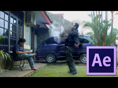 After Effects TUTORIALS Harry Potter Apparate/ X-MEN Nightcrawler/ RE Wesker Teleport Effect