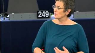 Ulrike Lunacek talks about the European integration process of Kosovo