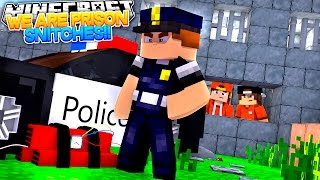 Minecraft Adventure - ROPO & JACK ARE PRISON SNITCHES!!!!