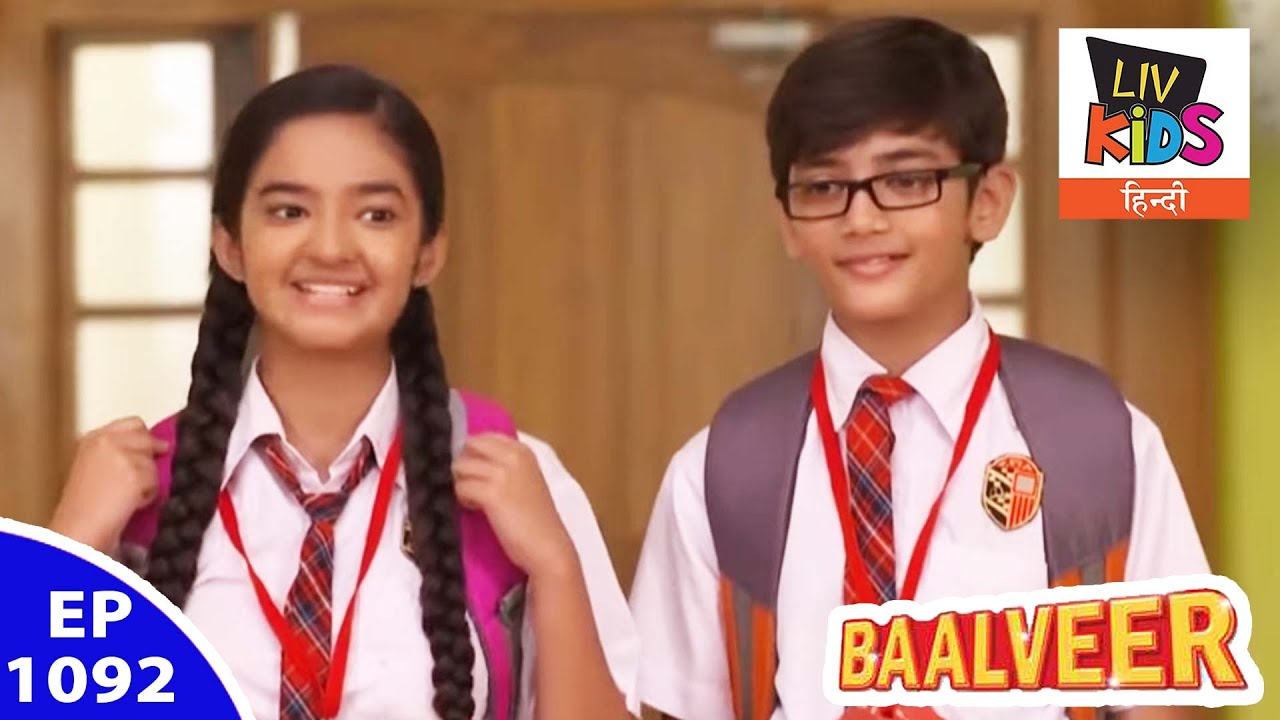 Baal Veer - बालवीर - Episode 1092 - A Happy Day For Manav And Meher