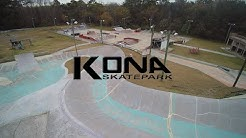 Kona Skatepark Drone 2016