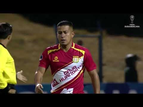 Caracas vence 4-3 a Sport Huancayo y avanza a octavos