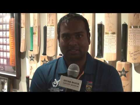 Interview of Sriram Sridharan Manager of SA U19 World Cup Team