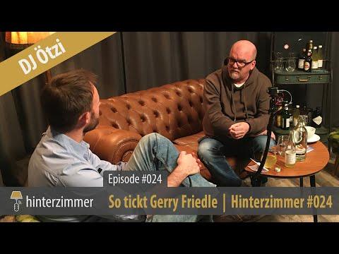 Wie tickt Gerry Friedle (DJ Ötzi)? Gespräch hinter den Kulissen | Podcast | Hinterzimmer #024