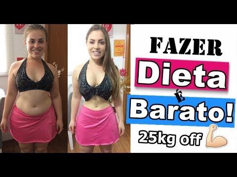 DIETA FÁCIL E BARATA - DIÁRIO DA DIETA #9